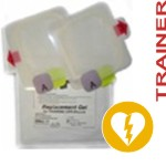 Zoll AED CPR-D Padz replacement Gel (5 sets)