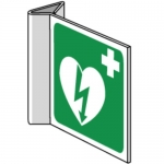 AED Pictogram - ILCOR haaks