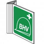 BHV Pictogram - haaks