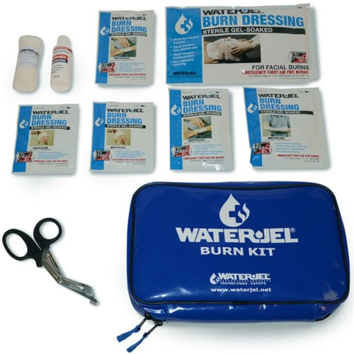 WaterJel Brandwonden kit - Industrie