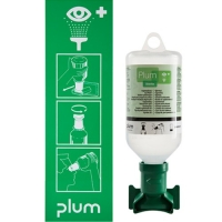 Plum Oogspoelstation incl. 1 Fles 500 ml