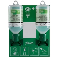 Plum Oogspoelstation incl. 2x 500 ml