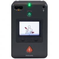 Philips Heartstart FR3 AED met tekstweergave
